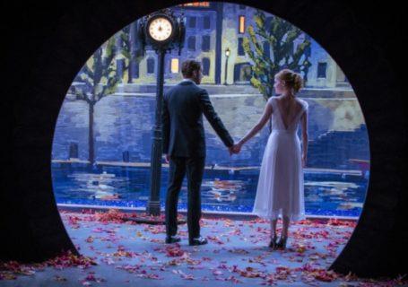 кадр из фильма Ла-Ла-Лэнд