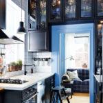Как превратить 6 м кухни в 12