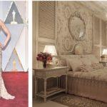Платья в интерьере: Красная дорожка в ваш дом