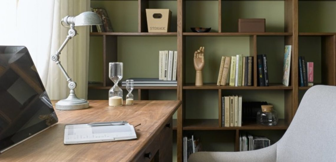 Дома как в офисе: дизайн для удаленщика