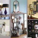 15 зеркальных идей для вашего дома
