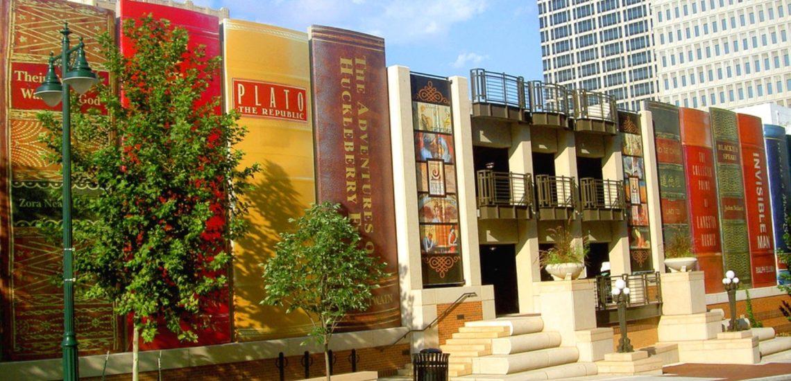 Национальная библиотека Канзас