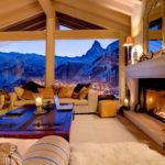 Горные Альпы под вашей крышей