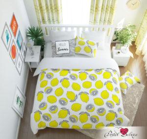 лимон, постельное белье