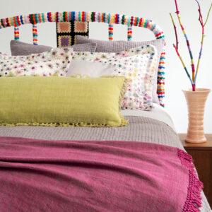 декор спинки кровати