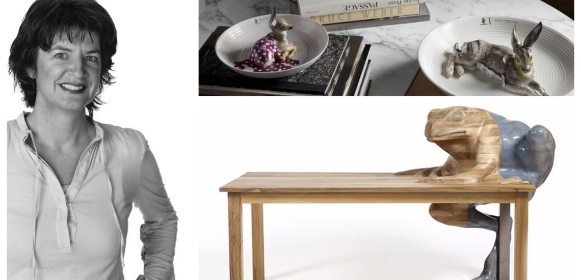 Хелла Йонгериус и ее дизайнерские вещи