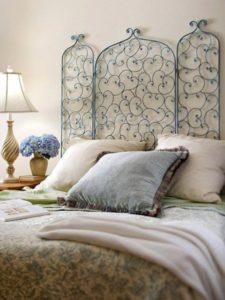 декор кровати ширма