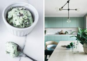 Комнаты со вкусом мороженого