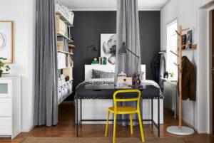 Если в вашей квартире всего одна комната