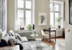 10 секретных идей для небольших комнат
