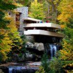 Что такое органическая архитектура или Дом над водопадом