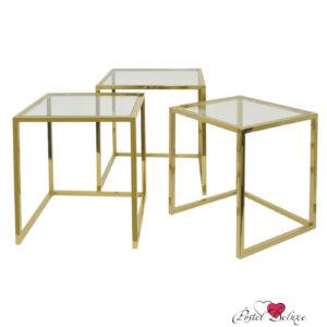 столик золотой
