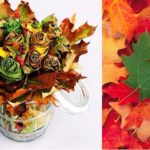 Мастер-класс «Осенний букет»
