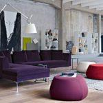 Фиолетовый — волшебный цвет осени и 35 вариантов его использования