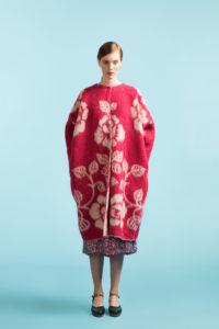 пальто из одеял