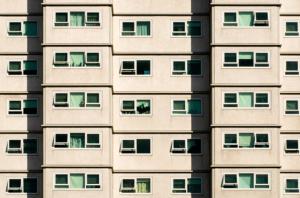 окна дома