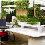 24 идеи для рабочего стола в офисе