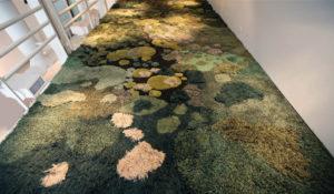 необычные ковры