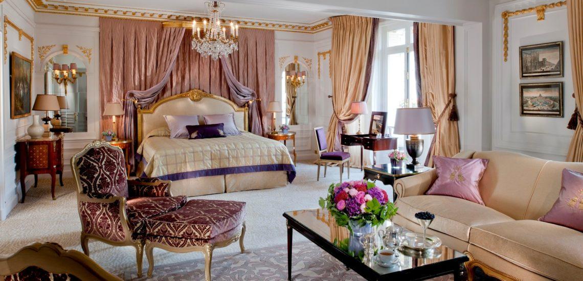 самые роскошные отели