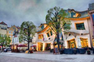 Лучшая архитектурная выдумка Польши