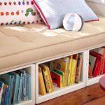Интерьер, который помогает ребенку полюбить книги