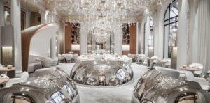 невероятный интерьер отеля