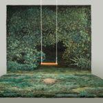 В доме как на опушке леса или новый взгляд на дизайн ковров