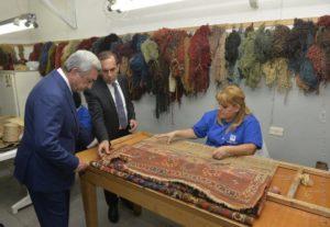ковры в армении