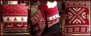 новогодний текстиль