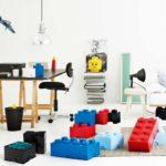 LEGO в интерьере не только в детской! 10 отличных идей
