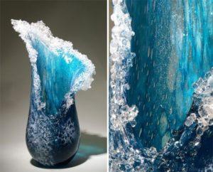 ваза океан