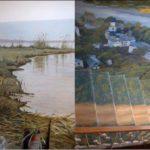 Живописные пейзажи в панельном доме