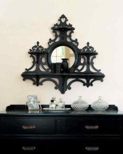 готическое зеркало
