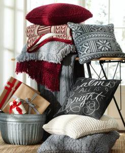 рождественский текстиль