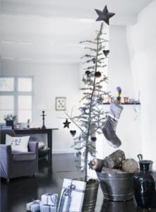 елка минимализм