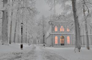 царицино где провести новогодние праздники в москве