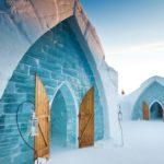 5 ледяных отелей мира