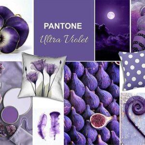 фиолетовый цвет года