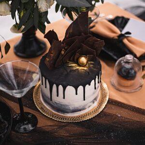готические десерты