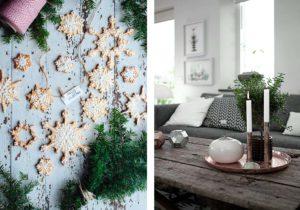 7 интерьеров, вдохновленных любимыми праздничными печеньями!