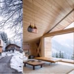 Дом-исключение во французских Альпах