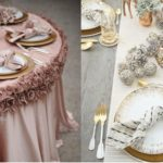 Новогодний стол: варианты сервировки