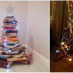 Самые креативные новогодние елки, которые вы когда-либо видели!
