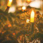 Креативный Новый год: дуэт готики и Хеллоуина