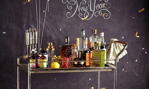 новогодний бар