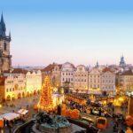 Путешествие по рождественским ярмаркам Европы