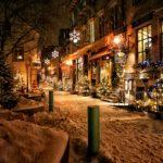 Волшебство новогодних витрин