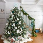 5 дизайнерских способов украсить новогоднюю елку