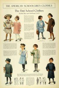 одежда 1930х