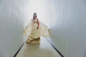 концептуальный свадебный декор
